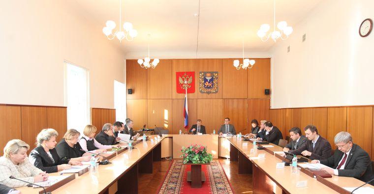 Подведены итоги работы администрации октябрьского района города владимира в 2015 году